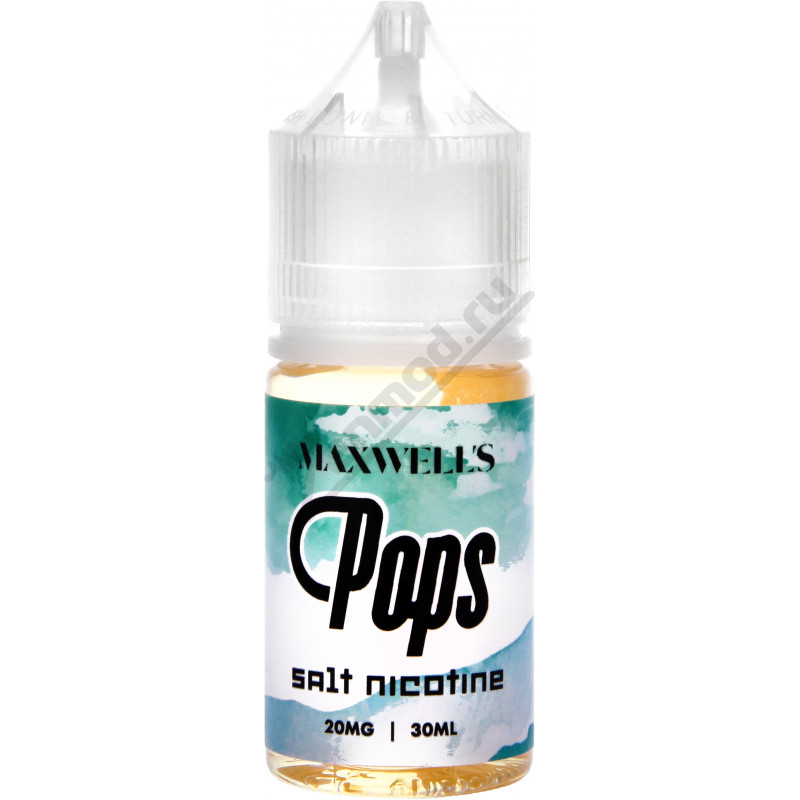 MAXWELLS SALT - Pops 30мл