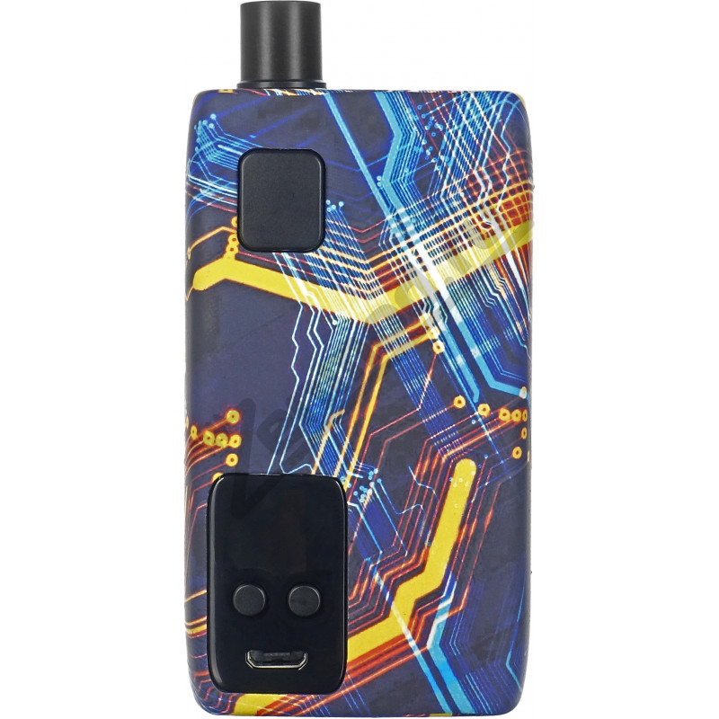 Think Vape Thor AIO 80W Pod Mod Kit Grid-Dark